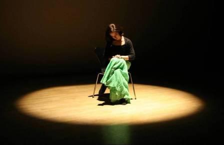 Anna Schon performance 2007-8