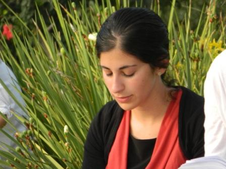 Israel program- learning outside 2