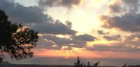 drisha sunset