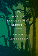 book- The Man Who Never Stopped Sleeping