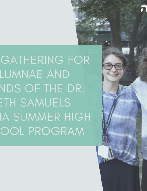 Alumnae Gathering