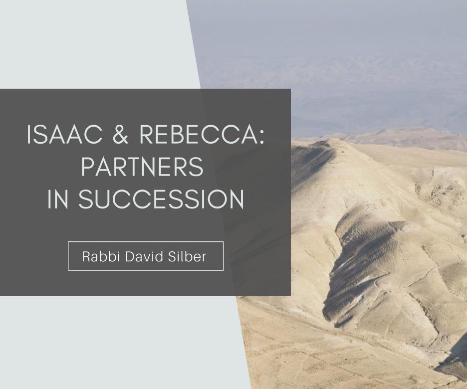 Isaac & Rebecca