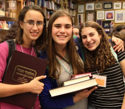 Taking ownership of Torah at young age